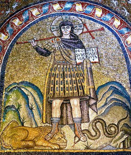 christ_as_a_warrior_6th_century_mosaic